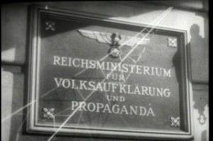 propaganda ministryplaque