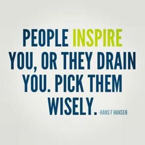 t inspire or drain