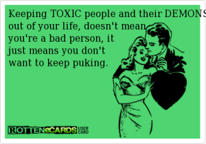 t toxic people demons