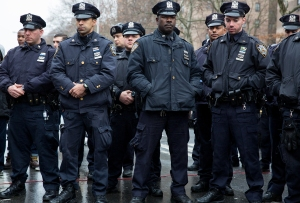 NYPD Officers Slain Developments