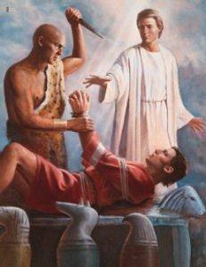 prompt sacrifice god