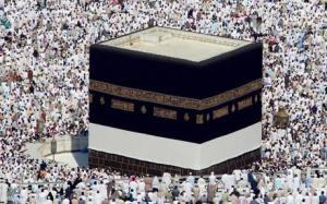 SAUDI ARABIA MUSLIMS PILGRIMAGE HAJJ