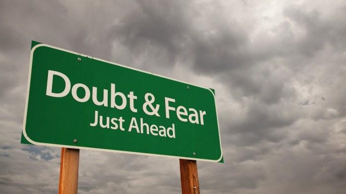 beleif doubt