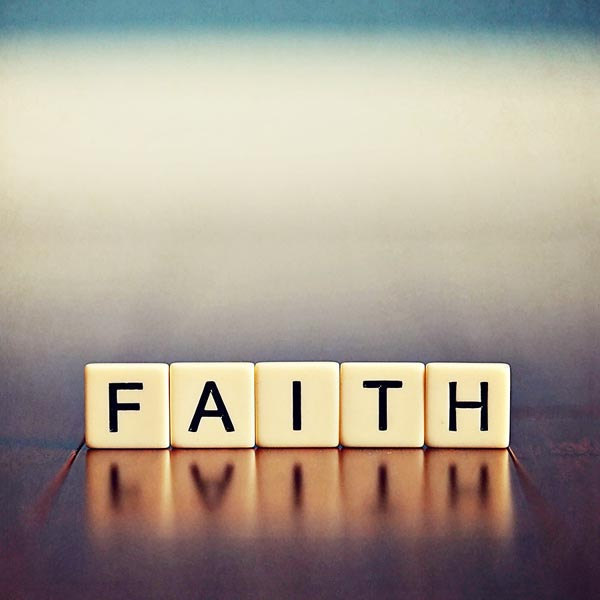 belief faith