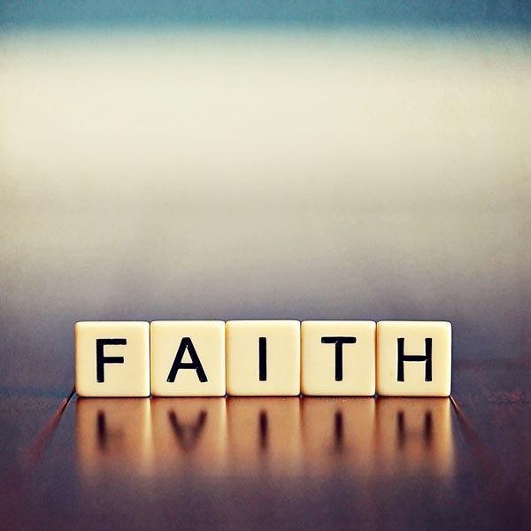 belief faith
