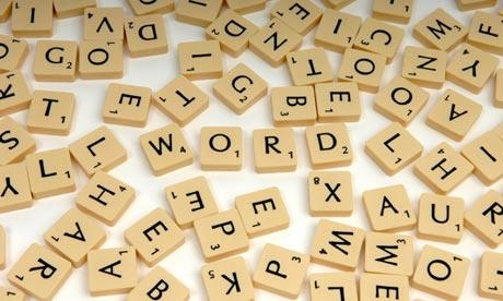 Scrabble word