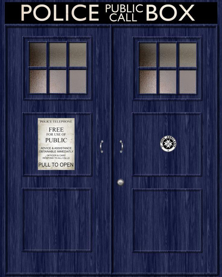 tardis door  sc 1 st  True_George & Door into the Unknown \u2013 True_George