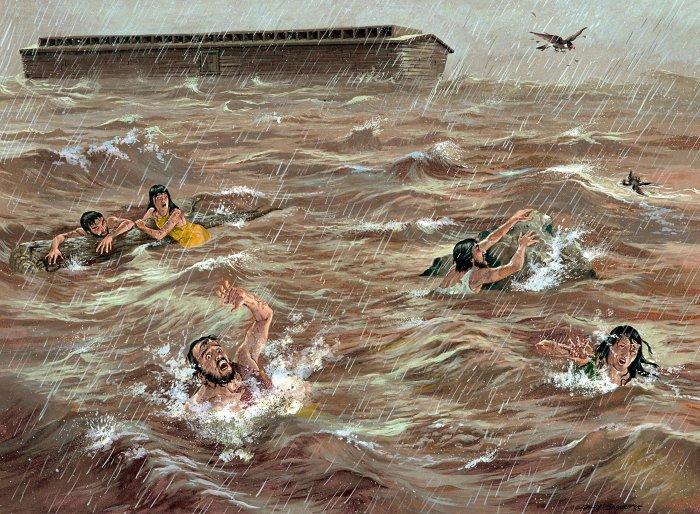 nephilim flood