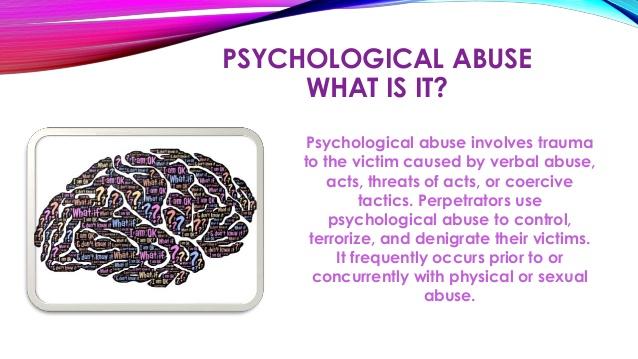 coercive abuse