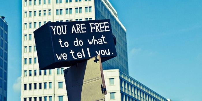 coercive freedom