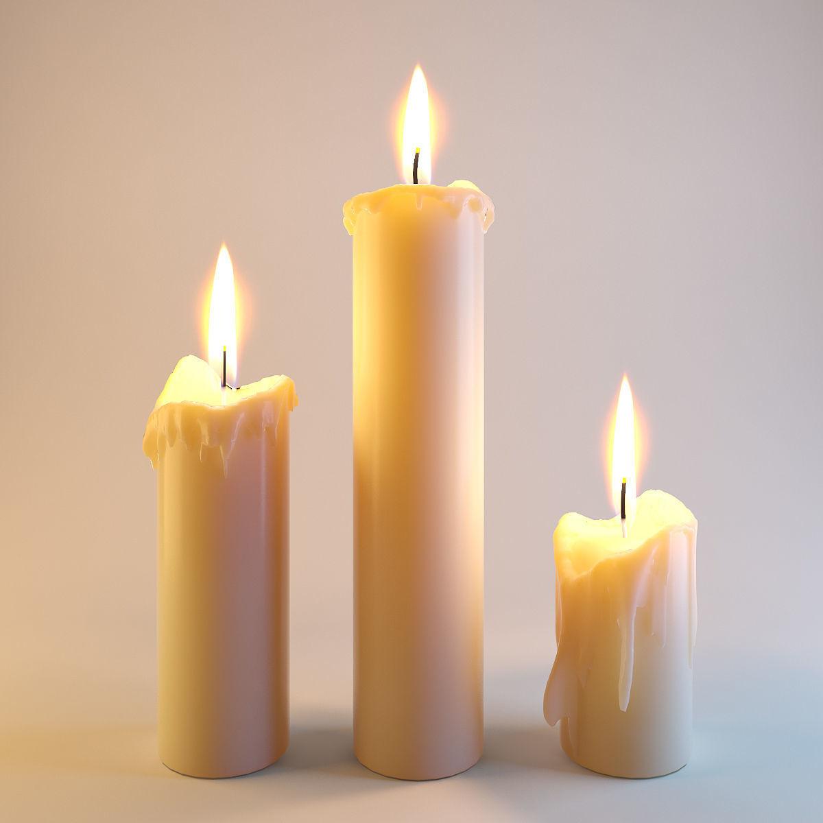 Candle Light - True_George