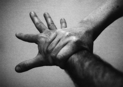wrist-grab